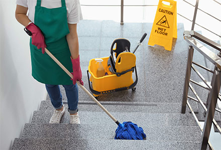 Keeping Clean - Twin Fall, ID Janitorial Services
