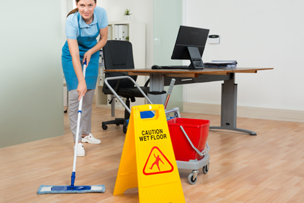 Keeping Clean - Twin Fall, ID office cleaning